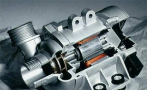 Η ηλεκτρονική αντλία νερού της BMW έχει τόσα πολλά πλεονεκτήματα και μπορεί να εξοικονομήσει καύσιμα